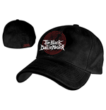 Cappellino Fitted Black Dahlia Murder