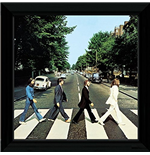 Beatles (The) - Abbey Road (Foto In Cornice 30x30 Cm)