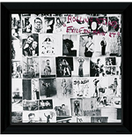 Rolling Stones (The) - Exile On Main (Foto In Cornice 30x30 Cm)