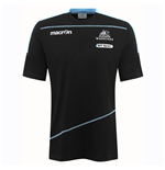 T-shirt Glasgow Warriors 2016-2017 (Nero)