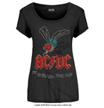 T-shirt AC/DC Fly on the Wall