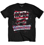 T-shirt AC/DC We Salute You Stripe