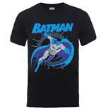 T-shirt Supereroi DC Comics Originals Batman Leap