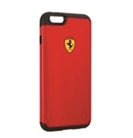 Cover Ferrari shockproof per iPhone 6/6S