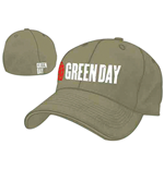 Cappellino Green Day 243835