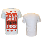 T-shirt Death Row Records - White. Dr. Dre