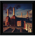 Pink Floyd - Animals (Foto In Cornice 30x30 Cm)