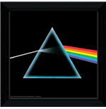 Pink Floyd - Dark Side Of The Moon (Foto In Cornice 30x30 Cm)