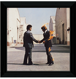 Pink Floyd - Wish You Were Here (Foto In Cornice 30x30 Cm)