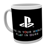 Playstation - World (Tazza)