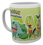 Pokemon - Grass Partners (Tazza)