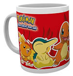 Pokemon - Fire Partners (Tazza)