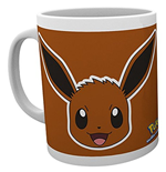 Tazza Pokemon - Eevee Face