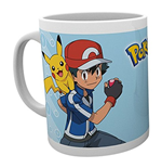 Pokemon - Ash (Tazza)