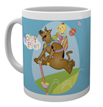 Scooby Doo - Happy Easter Easter Mug (Tazza)