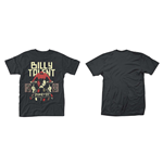 Billy Talent - Louder Than The Dj (T-SHIRT Unisex )