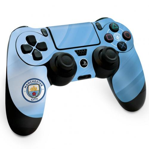 Skin per controller PS4 Manchester City