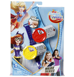 Mattel DNH03 - Dc Super Hero Girls - Bracciali Walkie Talkie
