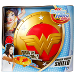 Mattel DMP06 - Dc Super Hero Girls - Scudo Wonder Woman