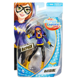 Mattel DMM35 - Dc Super Hero Girls - Small Doll 15 Cm  Batgirl