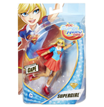 Mattel DMM34 - Dc Super Hero Girls - Small Doll 15 Cm Supergirl