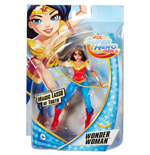 Mattel DMM33 - Dc Super Hero Girls - Small Doll 15 Cm Wonder Woman
