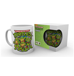 Teenage Mutant Nnja Turtles  - Retro (Tazza)