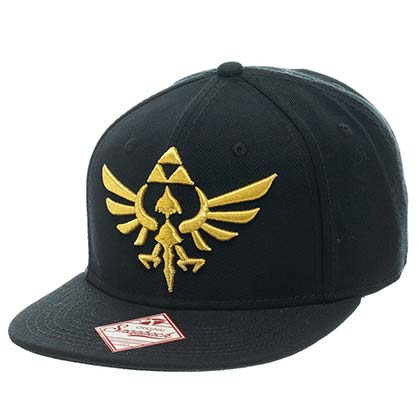 Cappellino The Legend of Zelda Golden Triforce