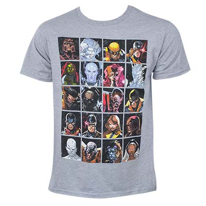 T-shirt X-Men da uomo