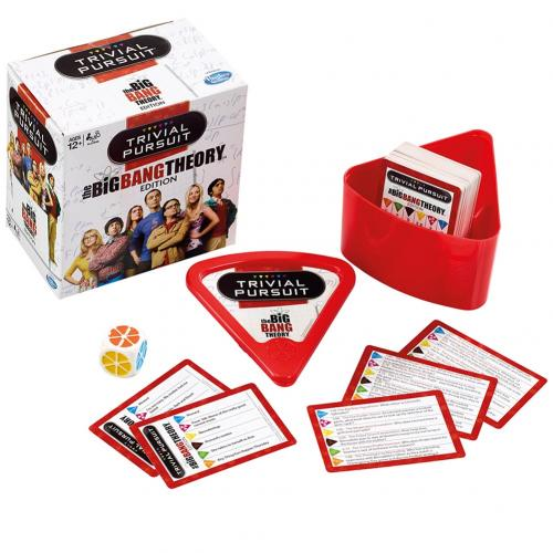 Gioco Big Bang Theory Trivial Pursuit