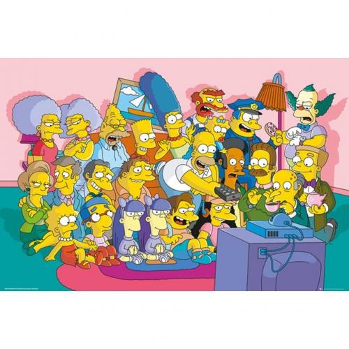 Poster I Simpson