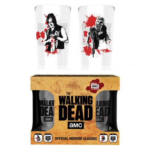 Set Bicchieri The Walking Dead