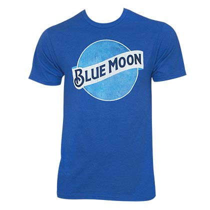T-shirt Blue Moon