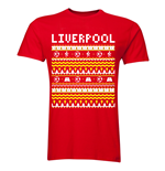 T-shirt Liverpool FC (Rosso)