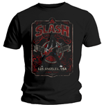 T-shirt Slash Whiskey Label