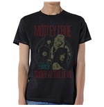 T-shirt Mötley Crüe Vintage World Tour Devil