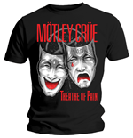 T-shirt Mötley Crüe Theatre of Pain Cry
