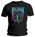 T-shirt I Rush Moving Pictures Tour
