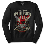 Maglia Manica Lunga Five Finger Death Punch Zombie Kill