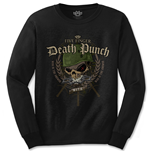 Maglia Manica Lunga Five Finger Death Punch Warhead