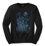 Maglia Manica Lunga Avenged Sevenfold Chained Skeleton