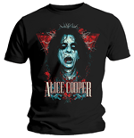 T-shirt Alice Cooper Decap