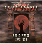 Vinile Alice Cooper - Radio Waves 1975 1979