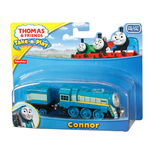 Mattel CBM78  - Thomas And Friends - Take-N-Play - Veicolo Large Connor