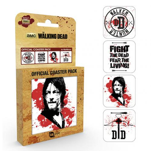 Sottobicchiere The Walking Dead 244510