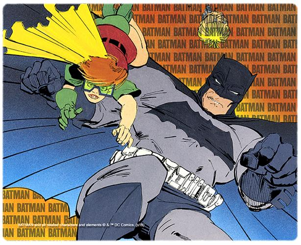 Mousepad Miller Batman And Robin