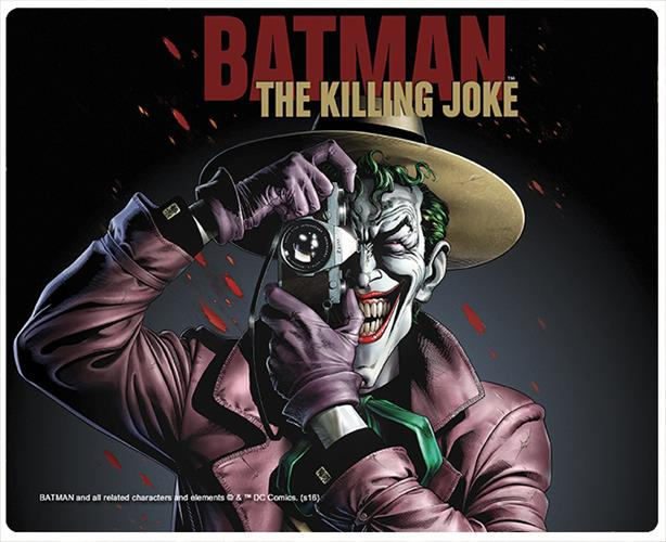 Mousepad The Killing Joke