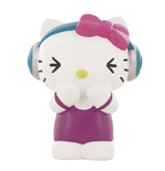 Pupazzo Hello Kitty Music 6 cm