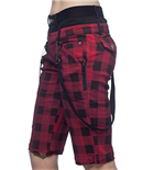 Pantaloncini Short Queen of Darkness 244577