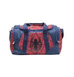 Spiderman - The Ultimate Spiderman Logo Duffle Bag Messenger Bags U Red